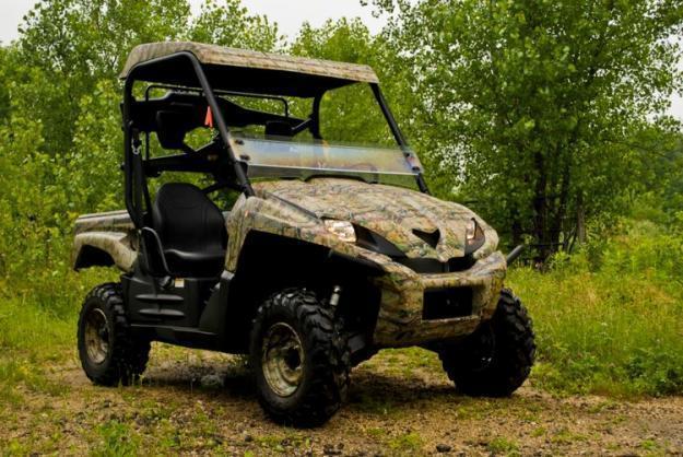 2009 Kawasaki Teryx 750 FI NRA Outdoors 4-Wheel - $2900