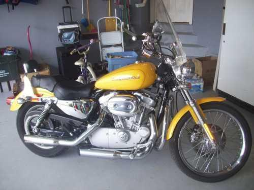 2005 Harley Dsvidson 883xl Custom in Chantilly ,VA