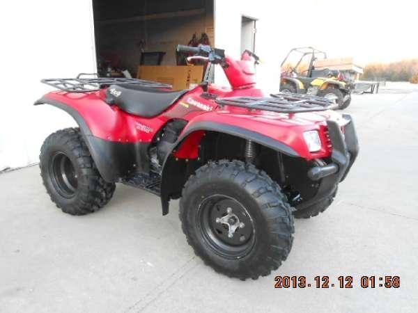 2005 Kawasaki Prairie 700 4x4