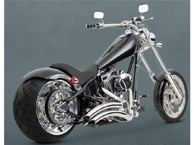 2005 American Ironhorse Motorcycle