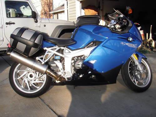 2006 bmw k1200s