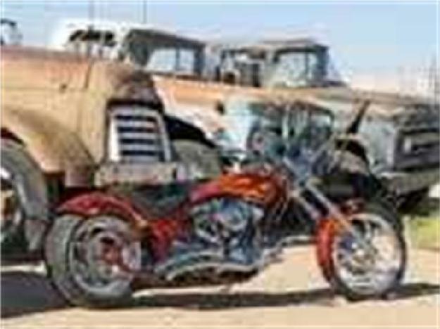 2006 Custom Motorcycle