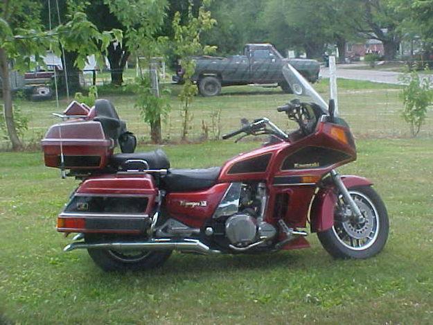 1996 KAWASAKI, VOYAGER 1200cc