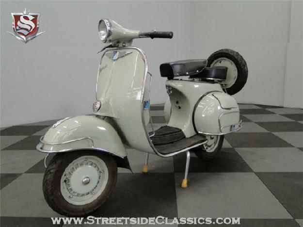 1965 Vespa Scooter