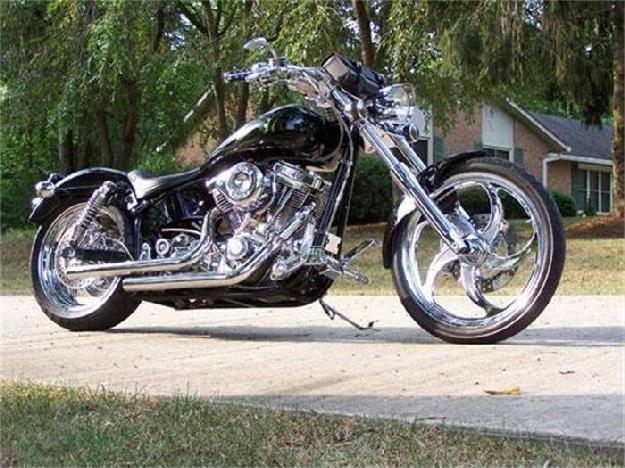 2002 American Ironhorse Motorcycle