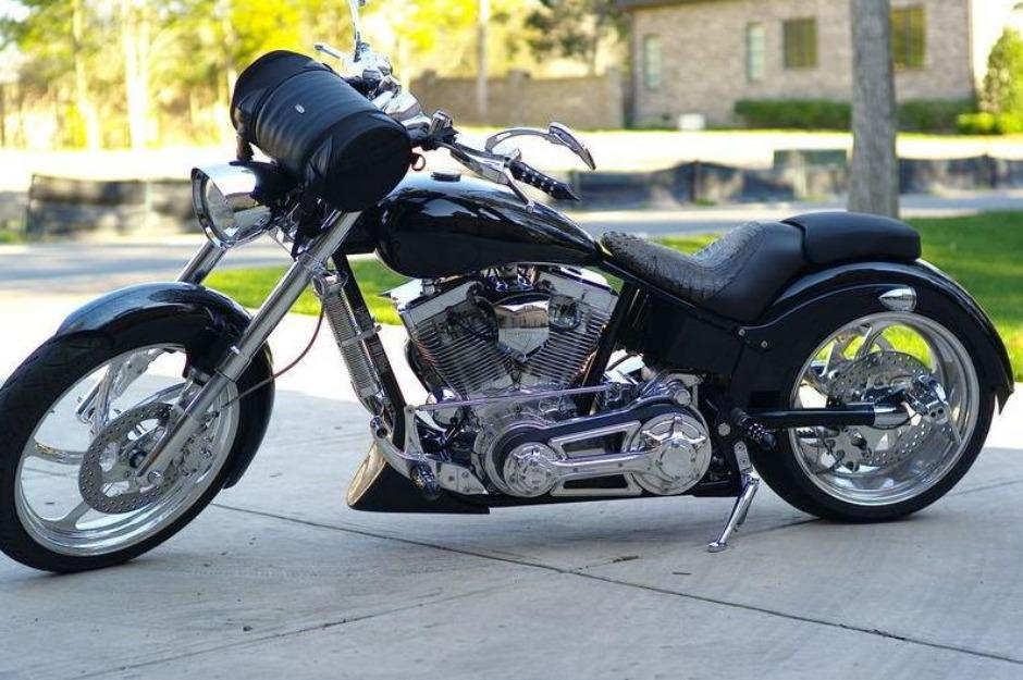2004 Custom Built Motorcycles Chopper Bulldog