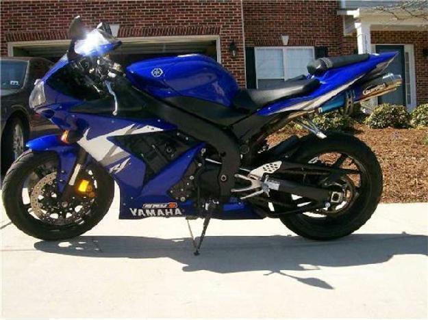 2005 Yamaha Motorcycle
