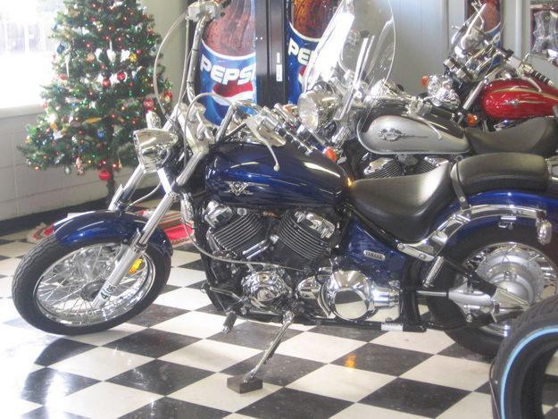 2005 Yamaha V-Star Custom 650