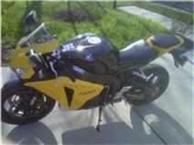 2008 Honda Motorcycle
