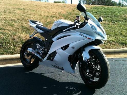 2010 Yamaha YZF-R