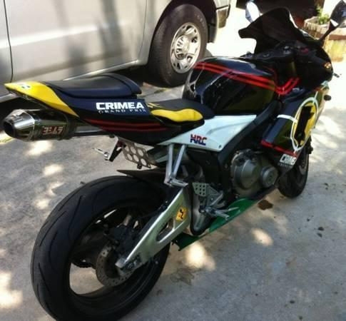 Very Nice 06 Honda CBR600rr