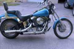 1998 Harley Davidson Softail Cruiser in Chattanooga, TN