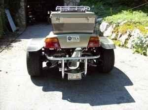 2002 Roadhawk Trike