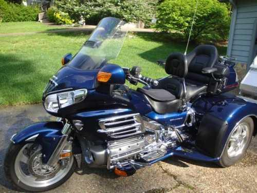 2007 Honda Goldwing in Chattanooga, TN