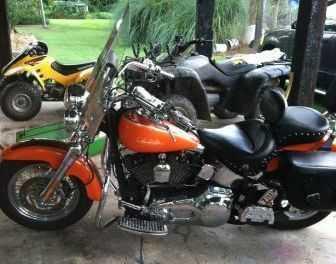 2000 Harley Davidson Fatboy Cruiser in Chesapeake,VA