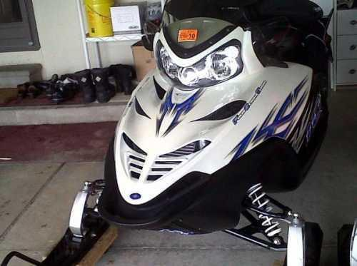 2008 Polaris Dragon IQ Switchback Powersport in Chesterfield, MI