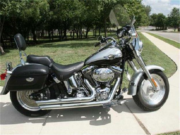 2003 Harley Davidson Fat Boy
