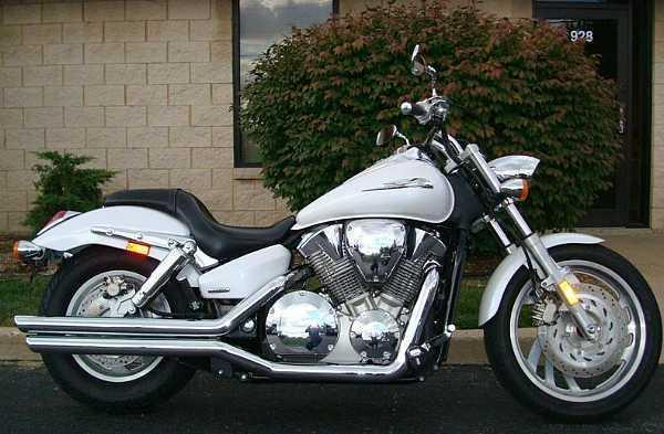 2007 Honda VTX 1300 C - Beautiful!
