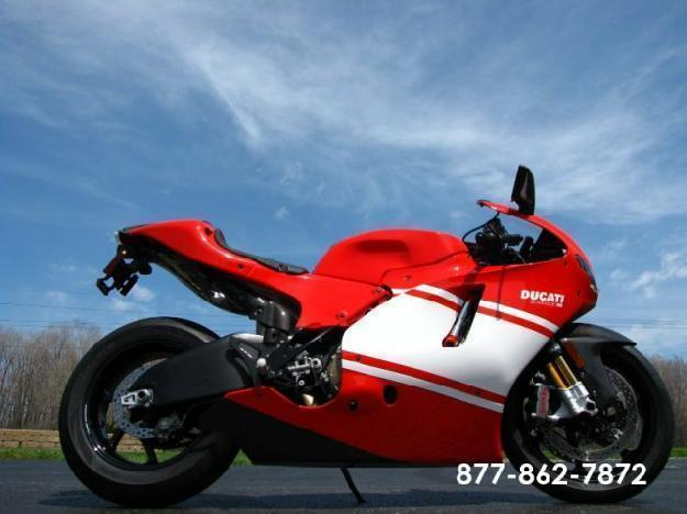 2008 Ducati Desmosedici D16RR