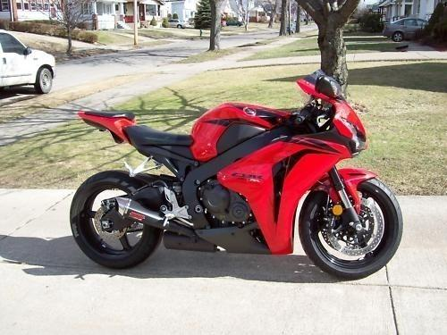 2008 Honda CBR 1000 RR