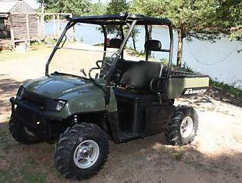 2008 Polaris 2008 Ranger XR 700 EFI