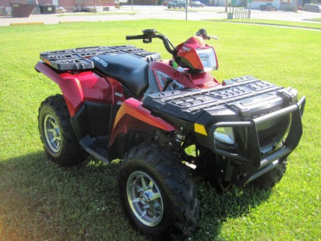 2008 POLARIS SPORTSMAN 800 L.E.