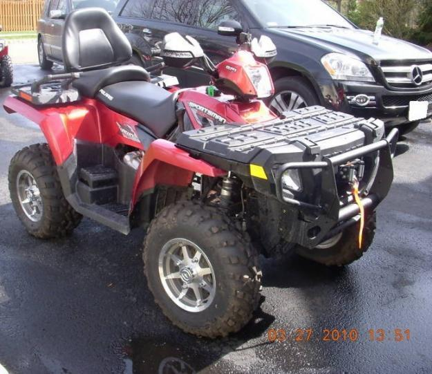 2009 Polaris 800 TOURING