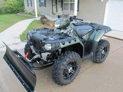 2009 Polaris Sportsman XP 850 4X4 for $2400