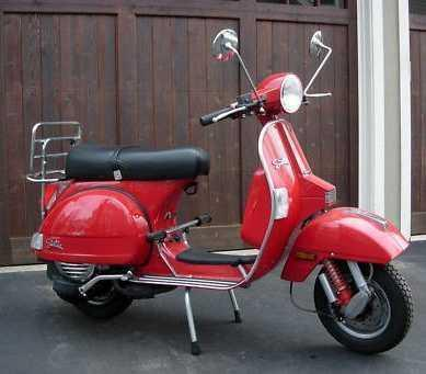 ★ 2003 Genuine Stella Scooter - Very Nice Low Miles