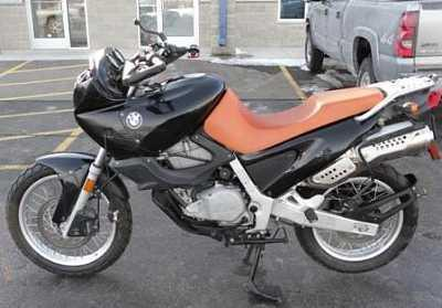 ♣ 2000 BMW F650 Enduro