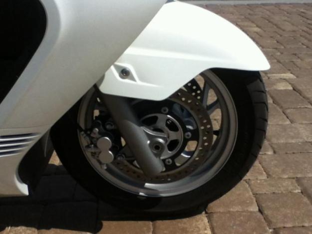 2011 Suzuki Burgman 400 Danson Trike