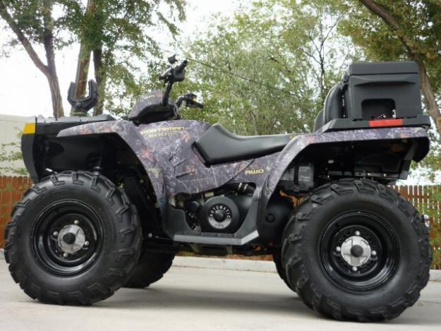 Reduced price 2007 Polaris Sportsman AWD