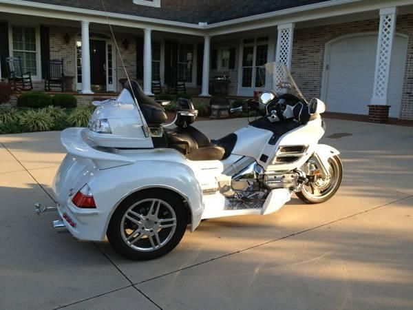 2008 Honda GL1800 Goldwing Trike in Clarkesville, GA