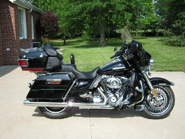 2012 Harley Davidson Electra Glide