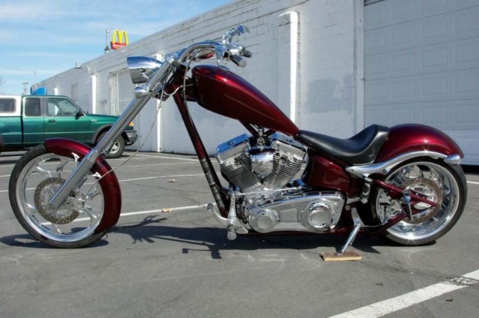 2009 Big Dog K9
