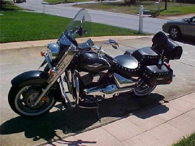 2006 Suzuki Motorcycle