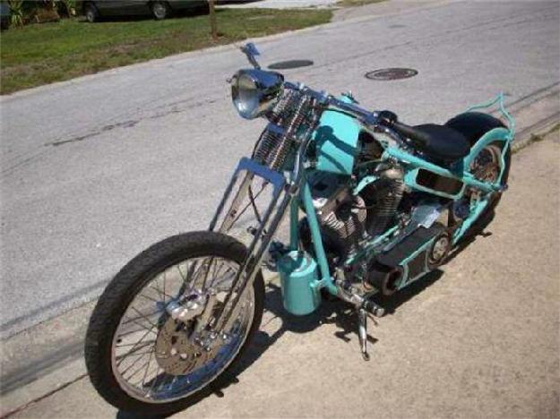 2008 Custom Motorcycle
