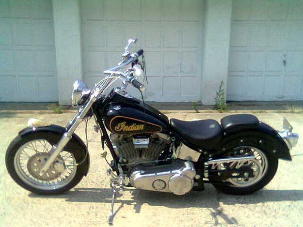 2003 indian scout springfield
