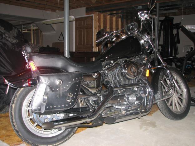 1997 Harley Custonm Sportster XL 883