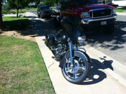 2006 Harley Davidson Street Glide FLHX Touring in Clovis, CA