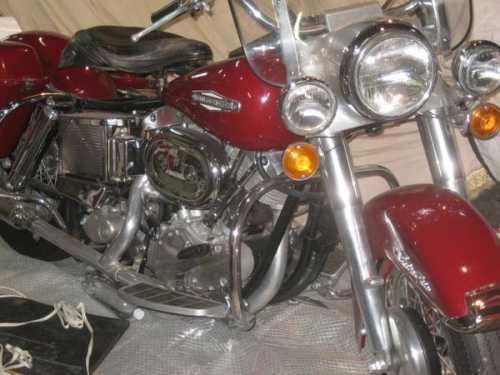 1969 Harley Davidson FL  Police Special  in Coatesville, PA