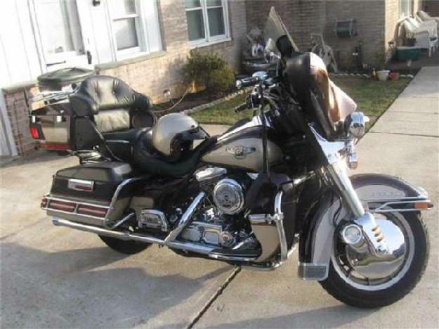 1998 Harley Davidson Motorcycle