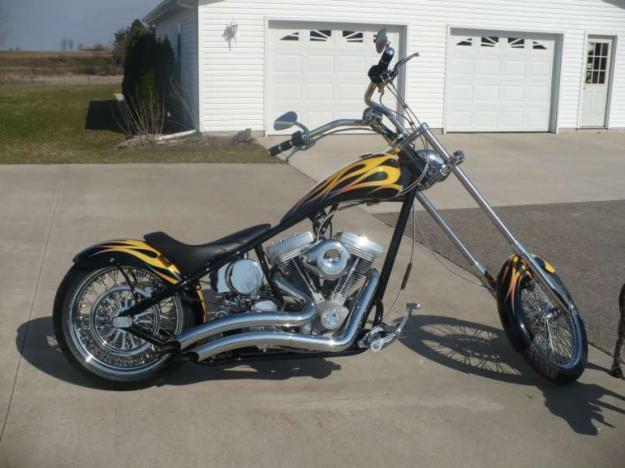 2007 Orange County Choppers Custom