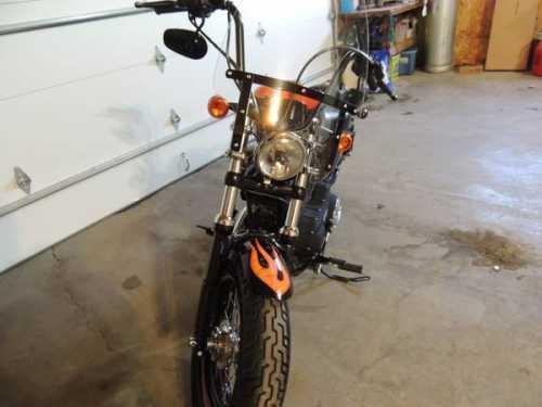 2010 Harley Davidson 48 Customized in Cold Spring , MN