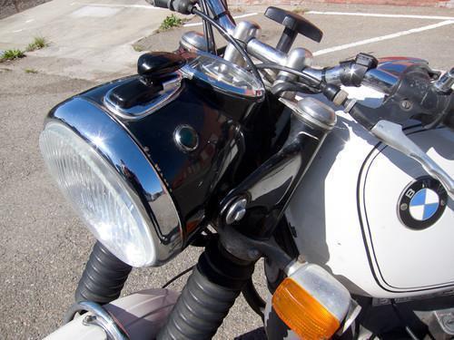 1971 BMW R755 Airhead