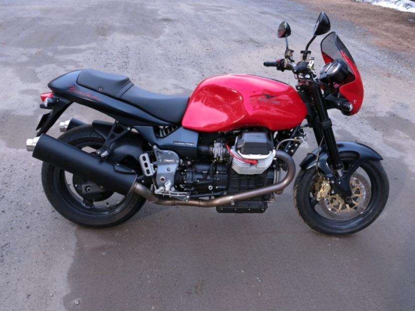 2004 moto guzzi ballabio v-11