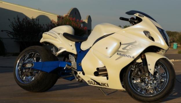2008 Suzuki Hayabusa Build Sheet. Krusader is her nickname