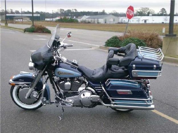1996 Harley Davidson Motorcycle