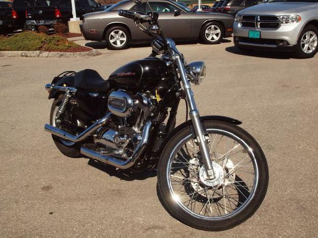 2007 Harley DAV