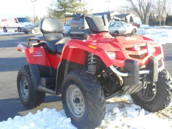 2005 Can-Am Outlander 400 High.Output. 4x4  for sale columbus ohio independent motorsports 6149171350